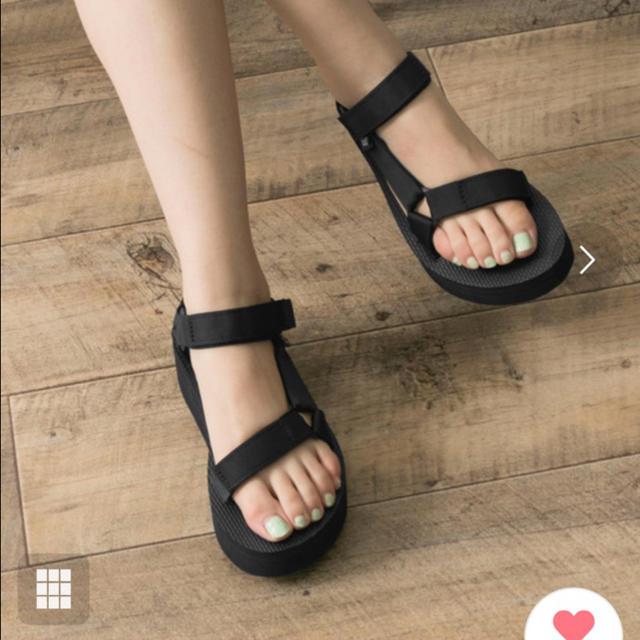 Teva(テバ)のテバ Teva スポーツサンダル レディースの靴/シューズ(サンダル)の商品写真