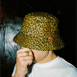 シュプリーム(Supreme)の未開封 L  Supreme Barbour Crusher Leopard(ハット)