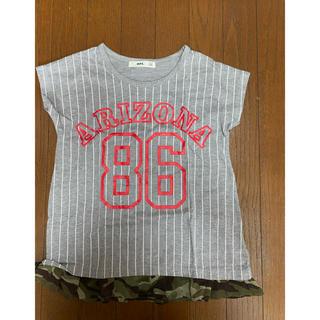 エムピーエス(MPS)のTシャツ(ガールズ140)(Tシャツ/カットソー)