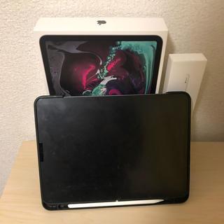 アイパッド(iPad)の美品 ipad pro 11インチ 64GB appleペンシル付き(タブレット)
