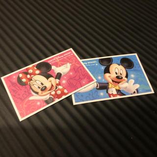 ディズニー チケット 2枚(その他)