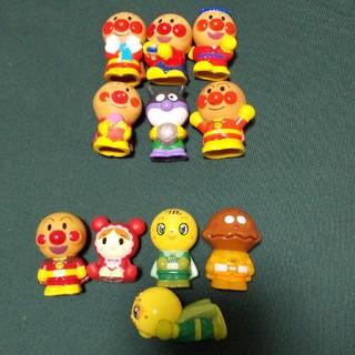 アンパンマン - アンパンマン 指人形 他  11個