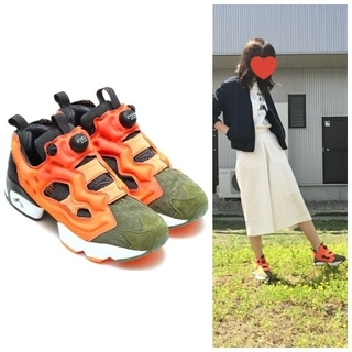 Reebok - 美品 大人気 Reebok PUMP FURY OG