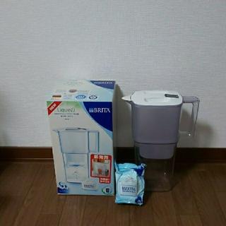ブリタ 浄水器 カートリッジ付(浄水機)