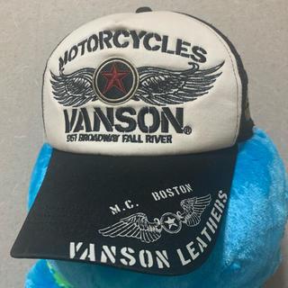 バンソン(VANSON)のVANSON キャップ(キャップ)