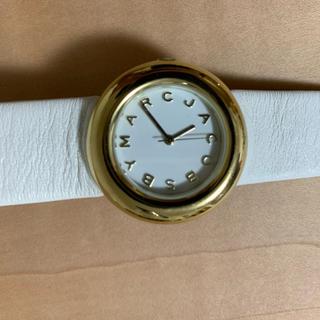 【美品】マークバイジェコブス 腕時計 白