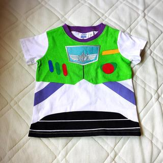 ディズニー(Disney)の【新品タグ付き】トイストーリー バズTシャツ 90㎝(Tシャツ/カットソー)
