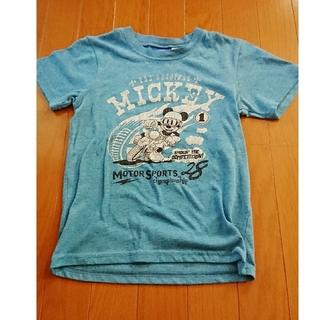 ディズニー(Disney)のミッキーTシャツ130㎝(Tシャツ/カットソー)