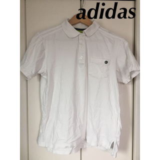 アディダス(adidas)のアディダス adidas  ポロシャツ(ポロシャツ)