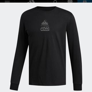 アディダス(adidas)のadidas STAR WARS LONG SLEEVE TEE ロングスリーブ(Tシャツ/カットソー(七分/長袖))
