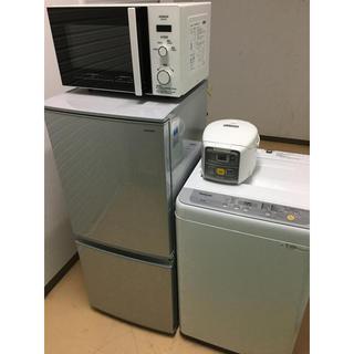 パナソニック(Panasonic)の一人暮らし応援家電セット!大阪、大阪近郊送料無料!(冷蔵庫)