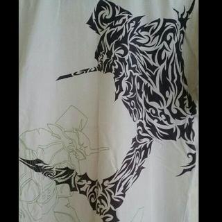 エヴァンゲリオン エヴァ 初号機 錦 Tシャツ(Tシャツ/カットソー(半袖/袖なし))