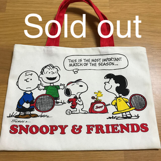 SNOOPY - ⚠️売り切れました⚠️SNOOPY BAG