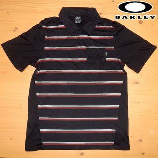 オークリー(Oakley)のOAKLEY | オークリー ポロシャツ Mサイズ(ポロシャツ)