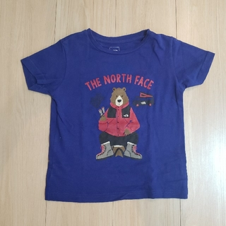 THE NORTH FACE - THE NORTH FACE 青Tシャツ♡