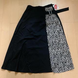 シマムラ(しまむら)のしまむら ロングスカート Lサイズ(ロングスカート)