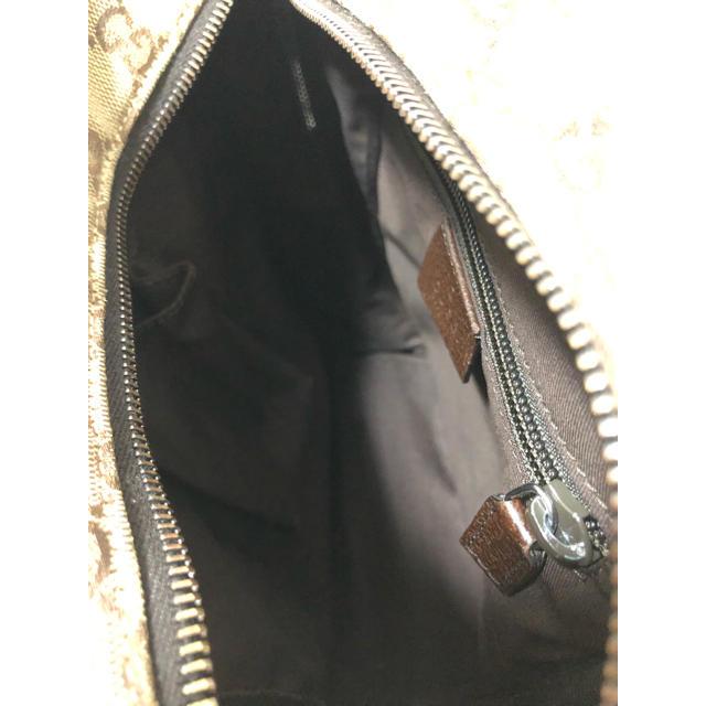 Gucci(グッチ)の確実正規品 GUCCI ショルダーバッグ ショルダーポーチ メンズのバッグ(ショルダーバッグ)の商品写真