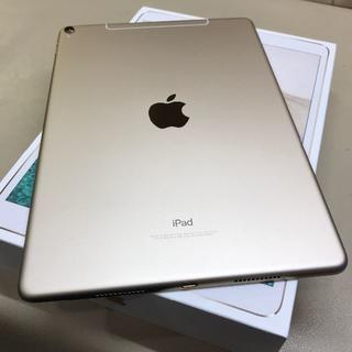 アイパッド(iPad)の【超美品/SIMフリー】iPad Pro (10.5)Cellular 64GB(タブレット)