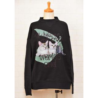 Vivienne Westwood - Vivienne Westwood Cats スウェット トレーナー XS