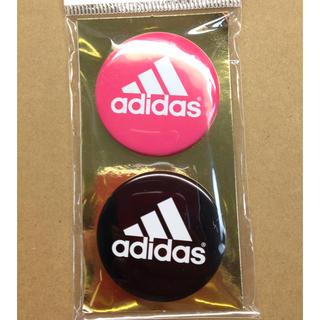 アディダス(adidas)のAdidas 缶バッチ(キーホルダー)