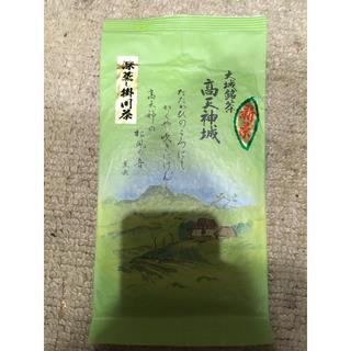 深蒸し掛川茶(茶)