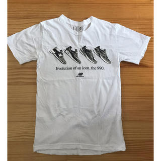 ニューバランス(New Balance)のNew Balance Tシャツ(Tシャツ/カットソー(半袖/袖なし))