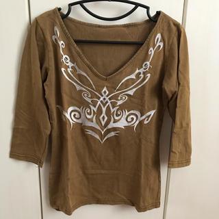 セシルマクビー(CECIL McBEE)のセシルマクビー 7部袖丈Tシャツ(カットソー(長袖/七分))