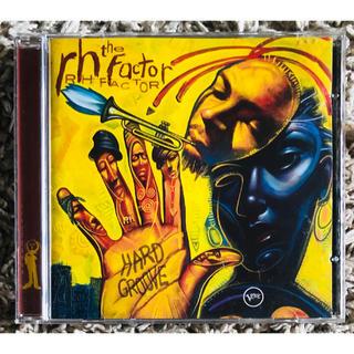 The RH Factor/Hardgroove/CD(ジャズ)