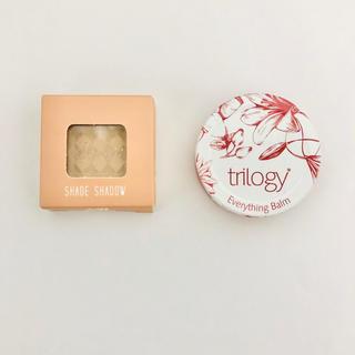 トリロジー(trilogy)のトリロジー エブリシングバーム&BBIA アイシャドウ(フェイスオイル/バーム)