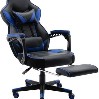 ゲーミングチェア オフィスチェア上下昇降機能 360°回転可能 283(デスクチェア)