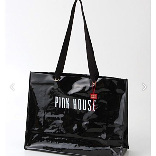 PINK HOUSE(ピンクハウス)のピンクハウス トートバッグ  新品未使用 レディースのバッグ(トートバッグ)の商品写真