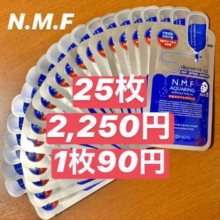 ‼️1枚90円‼️メディヒール NMF アクアリング パック 25枚 正規品(パック/フェイスマスク)