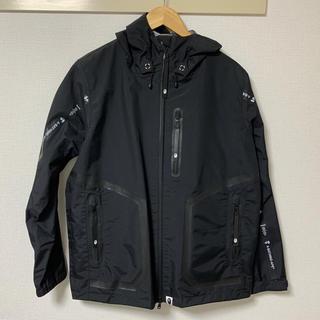 アベイシングエイプ(A BATHING APE)のA  BATHING  APE 3layer jacket(ナイロンジャケット)