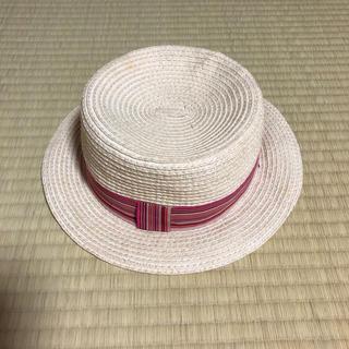 ジーユー(GU)の麦わら帽子(帽子)