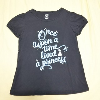 ユニクロ(UNIQLO)のTシャツ UNIQLO ディズニー 130(Tシャツ/カットソー)