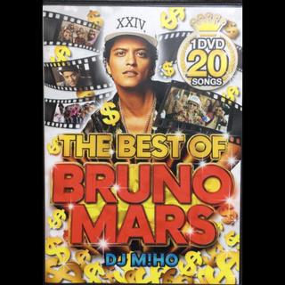 洋楽DVD THE BEST OF BRUNO MARS