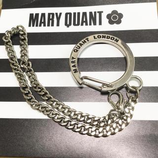 MARY QUANT - マリークワント  サークルカラビナチャーム