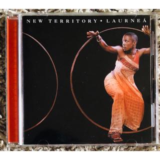 Laurnea/New Territory/CD(R&B/ソウル)