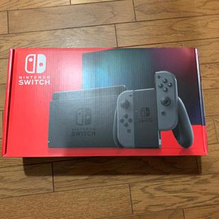 任天堂 - Nintendo Switch 任天堂スイッチ 本体 グレー ニンテンドウ