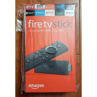 Amazon Fire TV Stick Alexa対応音声認識リモコン(その他)