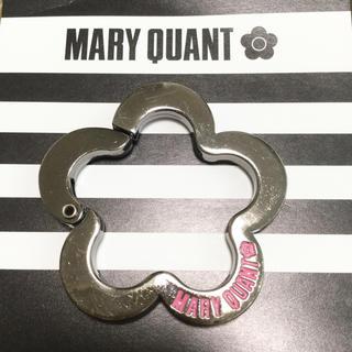 MARY QUANT - マリークワント  デイジー型カラビナ