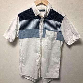 シップス(SHIPS)のSHIPS COLORS  半袖 シャツ Mサイズ(シャツ)