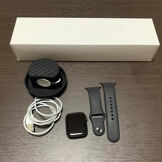 アップルウォッチ(Apple Watch)のApple Watch 5 GPS Cellular 44mm (腕時計(デジタル))