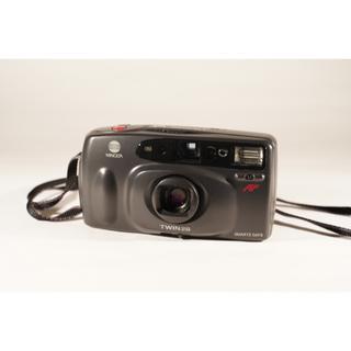 コニカミノルタ(KONICA MINOLTA)のフィルムカメラ MINOLTA コニカミノルタTWIN 28 QD(フィルムカメラ)