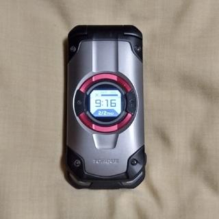 エーユー(au)のTORQUE X01(携帯電話本体)