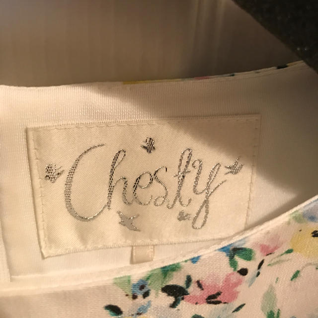 Chesty(チェスティ)のチェスティ ワンピース レディースのワンピース(ひざ丈ワンピース)の商品写真
