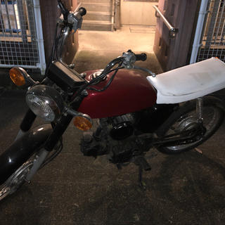 yb50  50cc(車体)