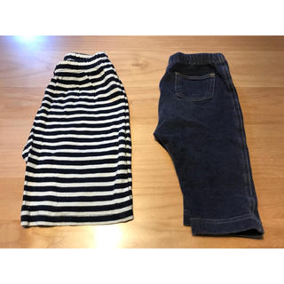 UNIQLO - 男の子 ズボン 90