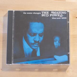 ザ・シーン・チェンジズ+1 CD Bud Powell バドパウエル トリオ (ジャズ)