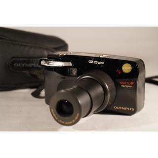 オリンパス(OLYMPUS)のフィルムカメラ オリンパス OLYMPUS OZ120 ZOOM(フィルムカメラ)
